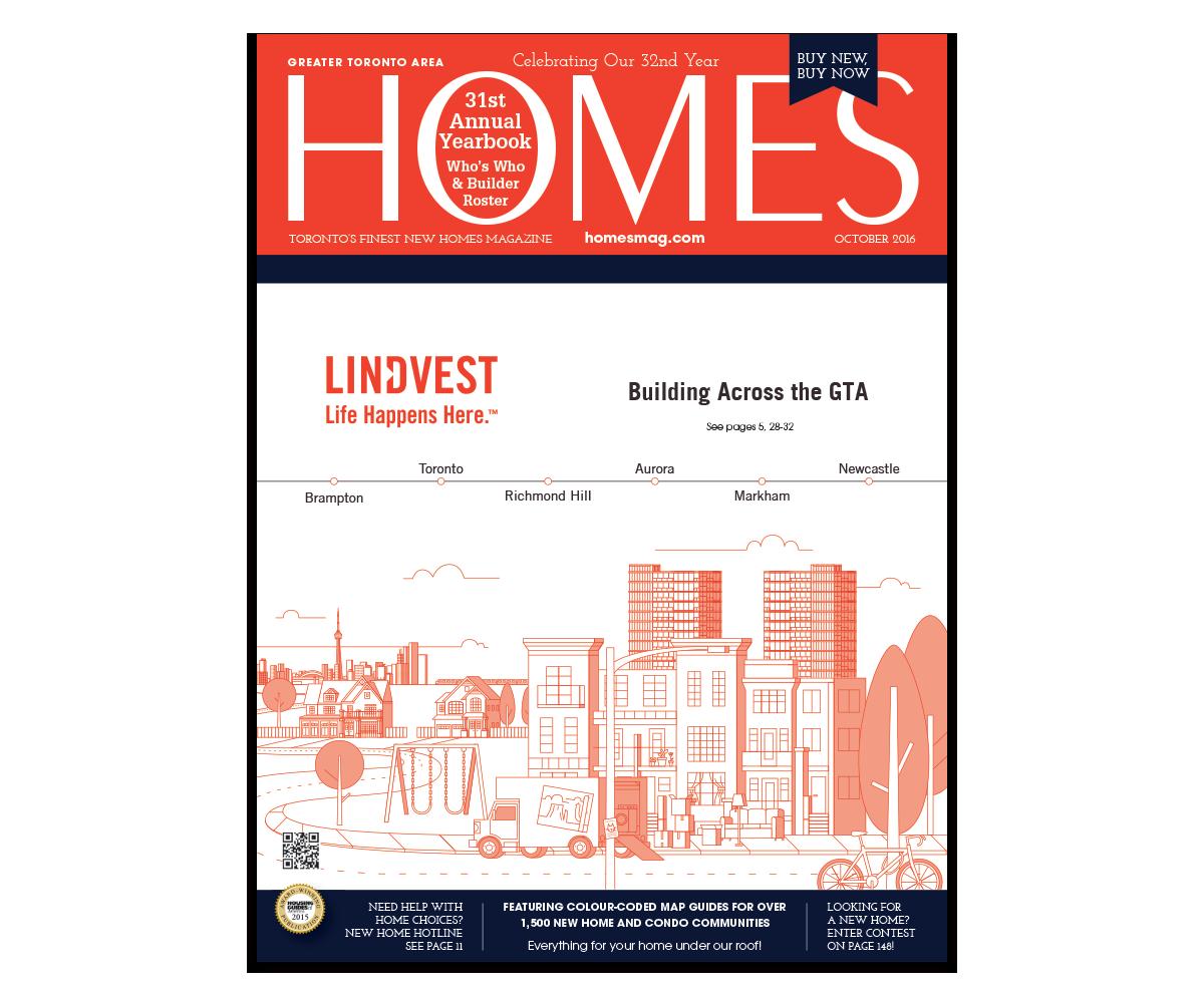 homestead magazine cover