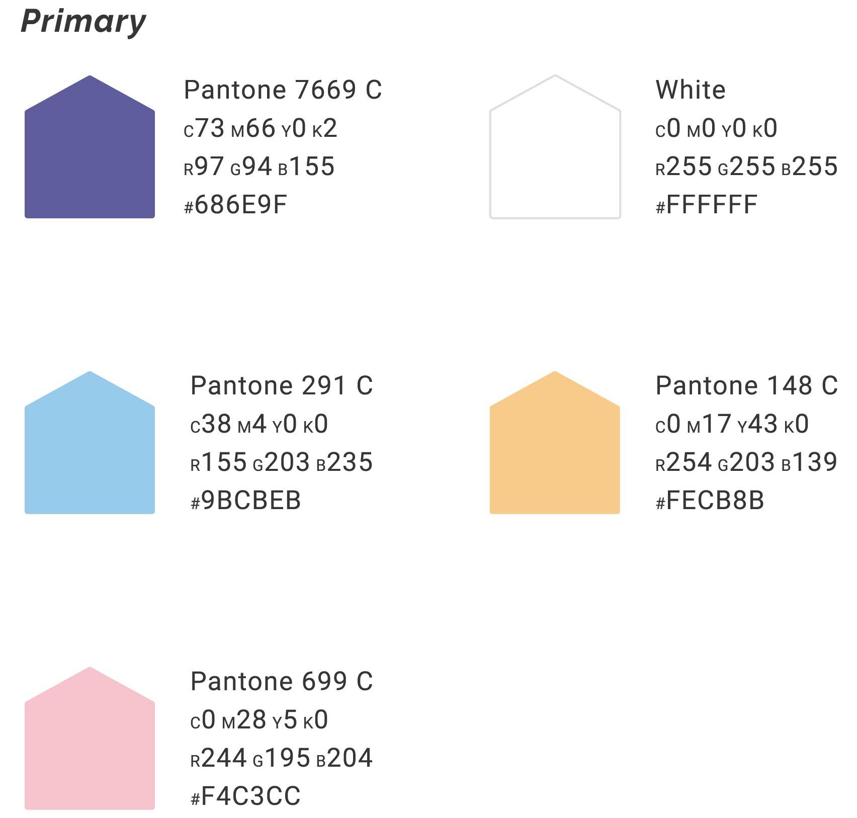 Colour formulas for Neighbourly
