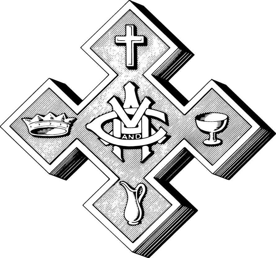 1980's C&MA logo