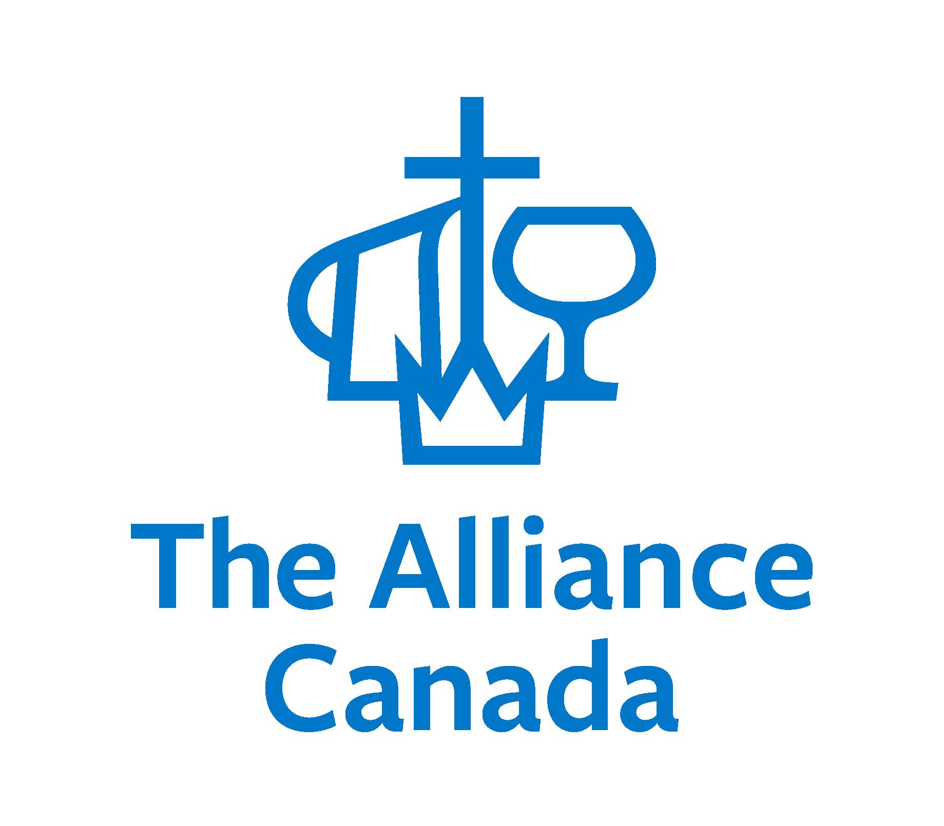 The Alliance Canada Logo 2021