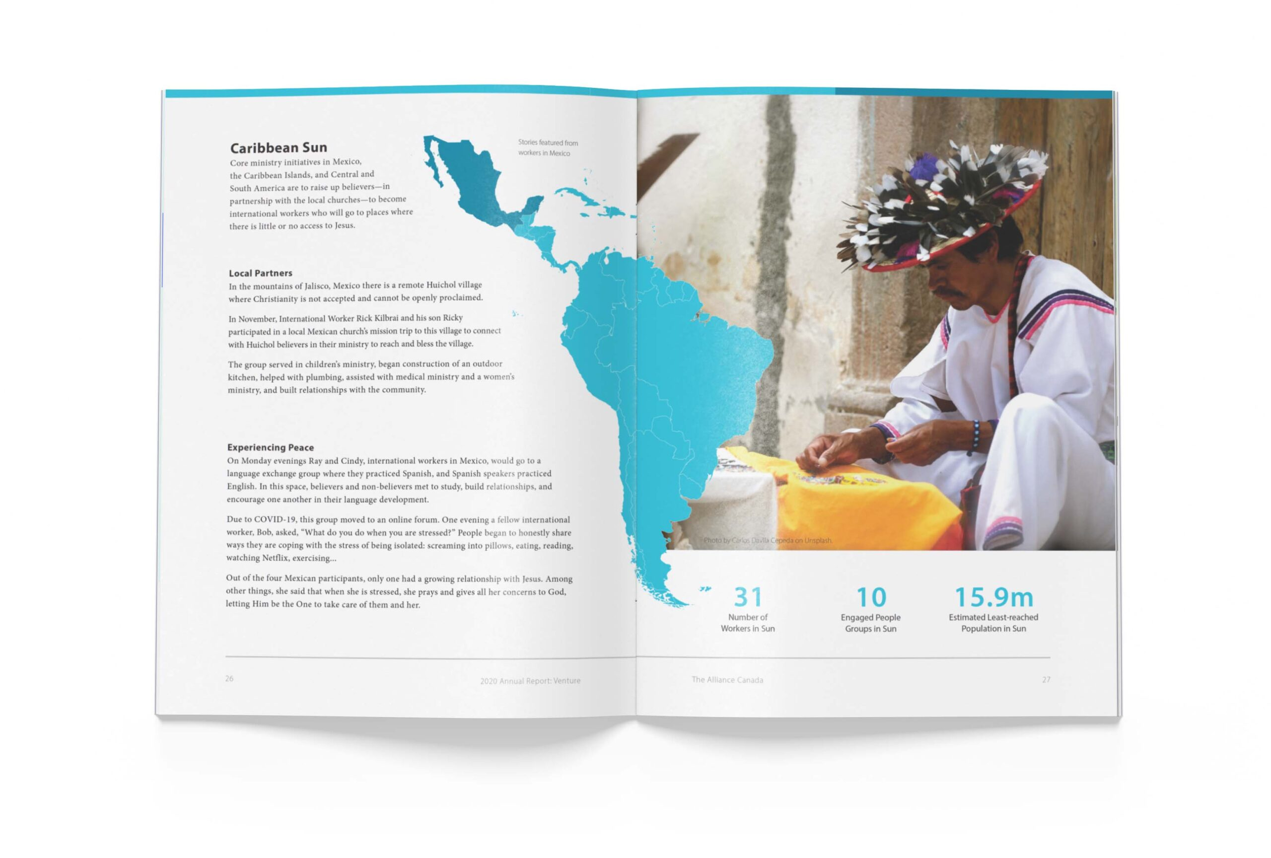 Page 26 of The Alliance Canada 2020 Annual Report