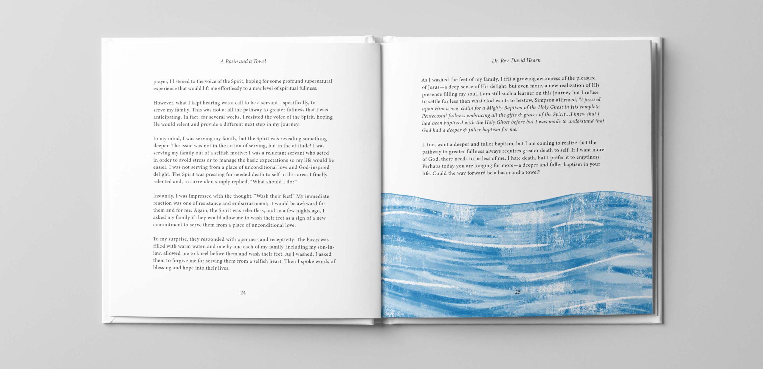 Illustration of water