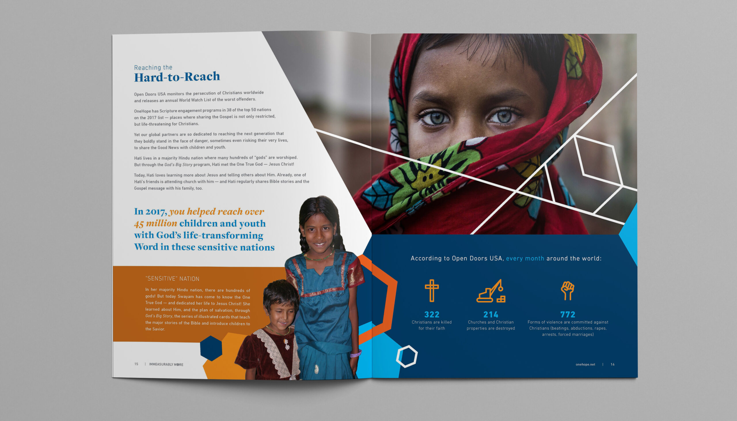 OneHope 2017 Annual Report