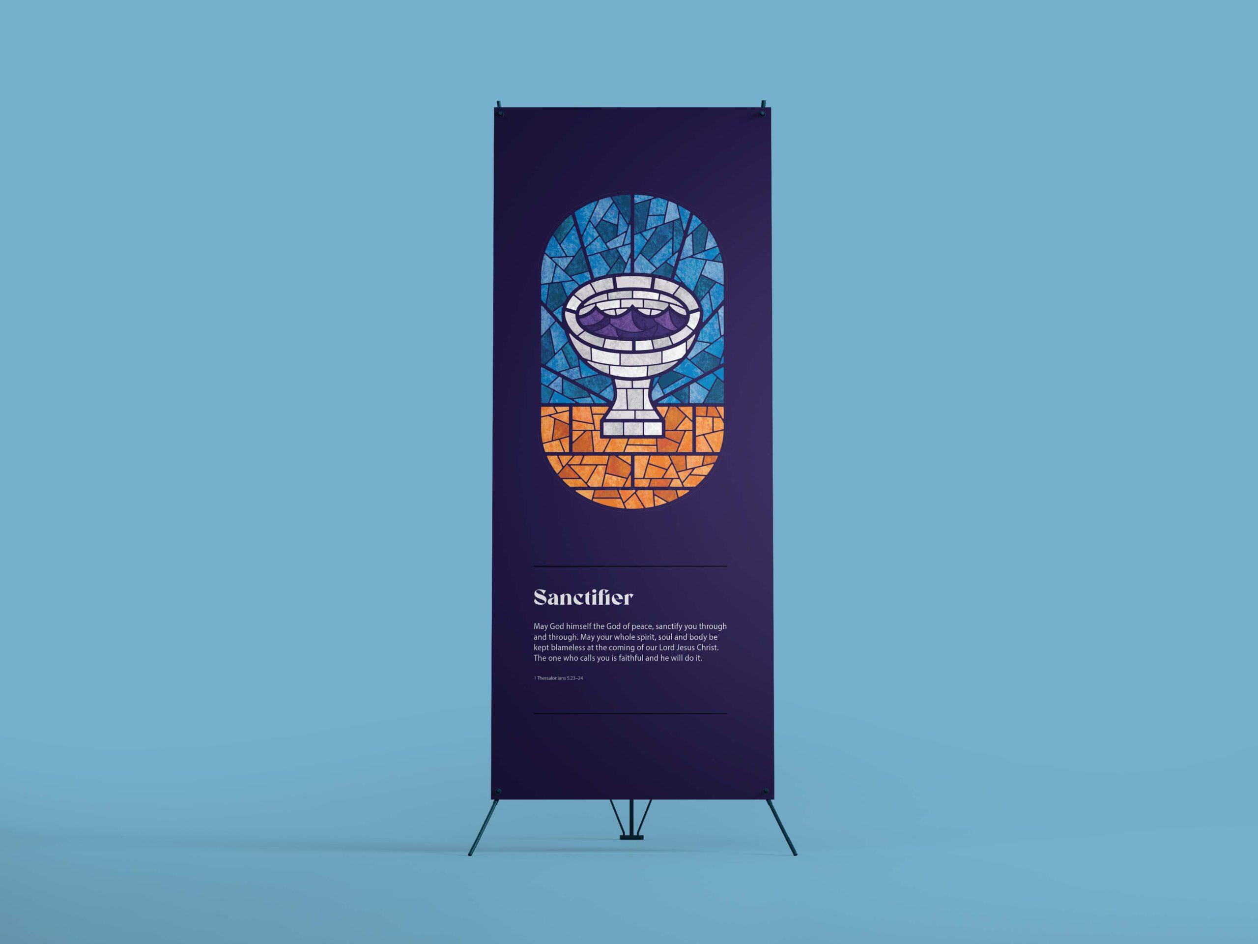 Sanctifier banner